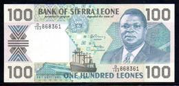 329-Sierra Leone 100 Leones 1990 D103 Neuf - Sierra Leone