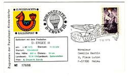 50265 - CHRISTKINDL / D-ERGEE III - Per Palloni