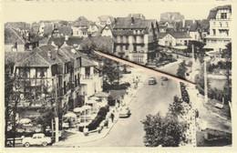 De Haan, Coq Sur Mer, Avenue Leopold,  2 Scans - De Haan