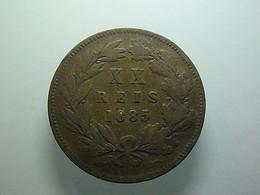 Portugal XX Reis 1885 - Portugal