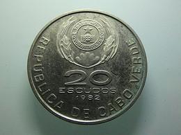 Cabo Verde 20 Escudos 1982 - Cap Vert