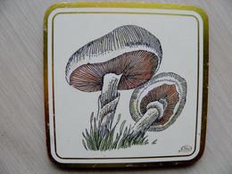 Coaster Mushrooms Champignons - Altri