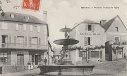 (VIL)CORREZE ,  MEYMAC , Place Du Champ De Foire - Other Municipalities