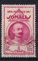 COTE DES SOMALIS   N°  YVERT  183             OBLITERE       ( Ob   2 / 29 ) - Used Stamps