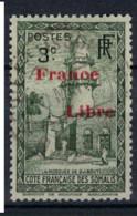 COTE DES SOMALIS   N°  YVERT  205       OBLITERE       ( Ob   2 / 29 ) - Oblitérés