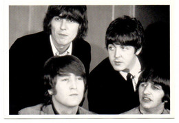 """THE BEATLES. Collection """"Music Hall"""" (1ère Série). Les Beatles (1964). - Music And Musicians"""