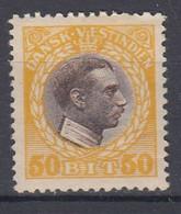 ++M1709. Danish West Indies 1915. Michel 56. MH(*) - Dinamarca (Antillas)