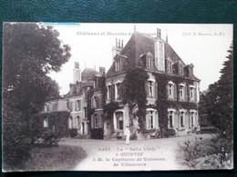 22 , Quintin , La Salle Verte ,au Capitaine De Vaisseau De Villeneuve....1926 - Quintin