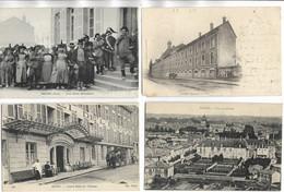 01 - Lot De 20  Cartes Postales De BOURG-en-BRESSE  ( Ain ) - Voir Scans Et Liste Ci-dessous - Brou Church