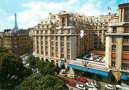 CPSM Paris-Hôtel Georges V-Timbre     L836 - Bar, Alberghi, Ristoranti