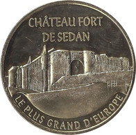 2021 MDP239 - SEDAN - Château Fort De Sedan / MONNAIE DE PARIS 2021 - Other