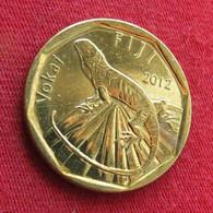 Fiji 1 One Dollar 2012 KM# 336 - Fiji