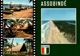 CPM - ASSOUINDE - Multivues … Lot De 2 Cartes - Elfenbeinküste
