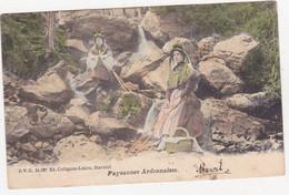 4801 =  Paysannes Ardennaises  Ed  Collignon Stavelot  DVD  11027  COULEUR - Stavelot