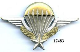 17483 .BREVET PARACHUTISTE No 203175 - Armée De Terre