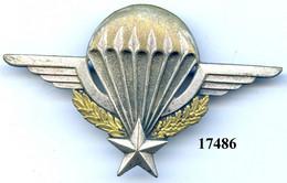 17486 .BREVET PARACHUTISTE No 152201 - Armée De Terre