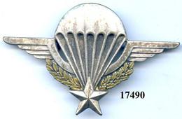 17490 .BREVET PARACHUTISTE No 168164 - Armée De Terre