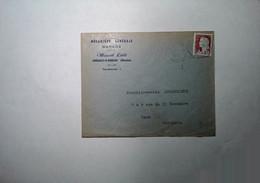 H 6 Lettre/document   Entete Mécanique à Chérencé Le Roussel - 1921-1960: Période Moderne