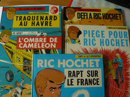 Ric Hochet   (réédition  1978) - Ric Hochet