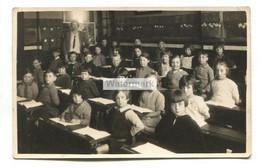 Bowes Park Photographer, London - Unidentified School, Classroom - C1920s - London Suburbs