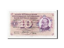 Billet, Suisse, 10 Franken, 1954-1961, 1965-01-21, KM:45j, TTB - Switzerland