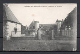 24 - St Front Pres Mussidan - Chateau De Beaufort - Autres Communes