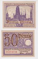 Notgeld 50 Pfennig Stadtgemeinde Danzig - Zonder Classificatie