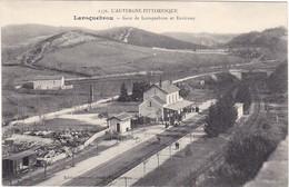 LAROQUEBROU Gare De Laroquebrou Et Environs - Non Classificati