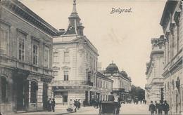 Postcard RA014221 - Srbija (Serbia) Beograd (Belgrade / Singidunum / Belgrado) - Serbia