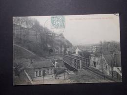 CPA - GUISE (02) - Pont De Chemin De Fer Du Nord (4037) - Guise
