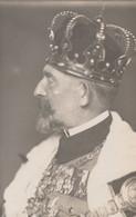 Romania Postcard King Ferdinand (Died July 18th 1938) - Romania