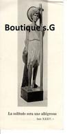 Image Pieuse Croyance Religion Prieure Sainte Ste Bathilde Saint St Jean Baptiste Sculpture - Devotion Images