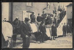 CPA 54 - Badonviller, Cavalcade Du 8 Avril 1912 Au Profit De L'Aviation Militaire - Sonstige Gemeinden