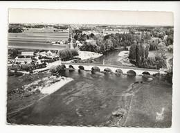 45 En Avion Au Dessus De St HILAIRE ST MESMIN Vers Orléans N°3 Le Pont St Nicolas Sur Le Loiret En 1962 - Orleans