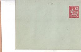 209  ENT Entier Postal  Crete ENV - Non Classificati