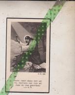Emiel De Sutter-Hoste, Eegem 1870, 1942 - Avvisi Di Necrologio