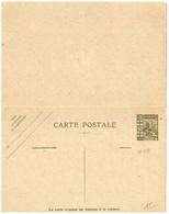 Algérie, Entier Postal : Carte Avec Réponse (CPRP) 40c Mosquée Neuve - ACEP CP10 - Covers & Documents