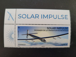 France Timbre NEUF Neuf ** Année 2021 -n° 5506 - Solar Impulse Pionnier De La Transition écologique - Unused Stamps