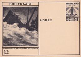 Ongebruikte Briefkaart 1933 Geuzendam 234 - Interi Postali