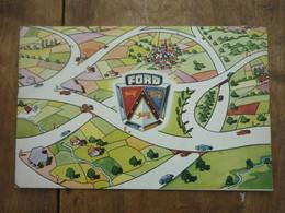 Revue ... Voyager En Toute Sécurité Avec Ford ... Produit Par Ford Motor Company ( Belgium ) - Auto