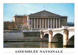 75 - Paris - Assemblée Nationale - Péristyle, Quai D'Orsay - Carte Neuve - CPM - Voir Scans Recto-Verso - Other