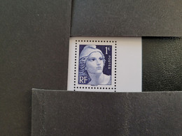 France Timbre NEUF Neuf ** Année 2015 - N° 4987 - Marianne De Gandon - Unused Stamps