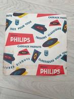 Pochette Disque Vinyl Philips - Musique Et Radio Jolliot Angoulême - Accessori & Bustine