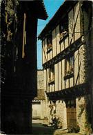 82 - Montricoux - Vieille Rue - CPM - Voir Scans Recto-Verso - Autres Communes