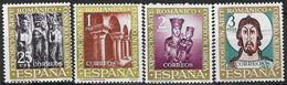 SPAIN # FROM 1961  STAMPWORLD 1266-69** - 1961-70 Ungebraucht