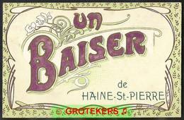 HAINE-ST-PIERRE ..Un Baisser De..1908 - Other