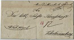 """1833, """" Wottitz """"  , Sehr Klar! ,  A 5333 - ...-1850 Prephilately"""