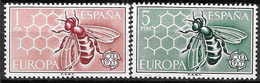 SPAIN # FROM 1962  STAMPWORLD 1346-47** - 1961-70 Ungebraucht