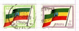 ETH+ Äthiopien 1990 Mi 1363-64 - Etiopia