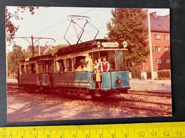 Breslau Old Tram/ Photo Ca. 1975 - Luoghi